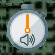 Онлайн секундомеры со звуком