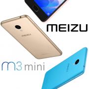 Прошивка Meizu M3 Mini