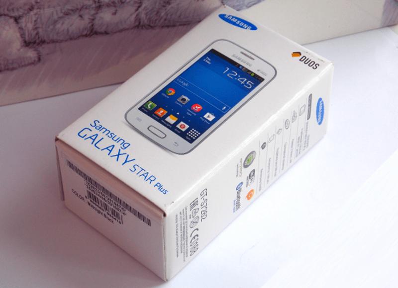 Samsung Galaxy Star Plus GT-S7262 сброс к заводскому состоянию