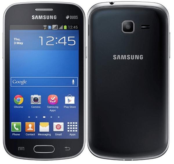 Samsung Galaxy Star Plus GT-S7262 способы прошивки смартфона