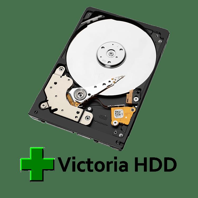 Восстановление жесткого диска с помощью Victoria