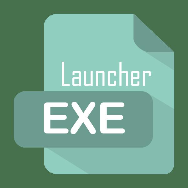 launcher exe ошибка приложения
