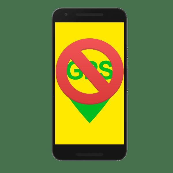 не работает gps на андроиде