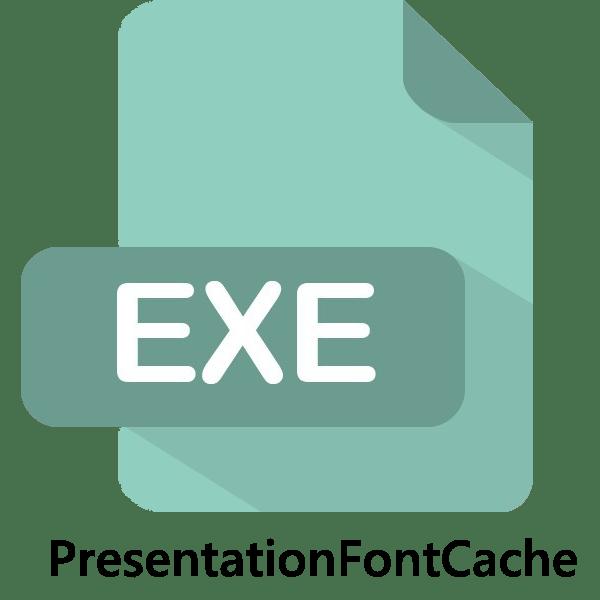 presentationfontcache exe нагружает процессор как исправить
