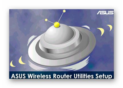 ASUS RT-N12 VP B1 установка Firmware Restoration для восстановления прошивки