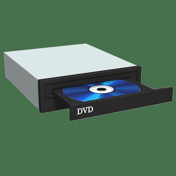 Как перекинуть видео с DVD диска на компьютер
