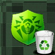 Как полностью удалить Dr.Web Security Space с компьютера