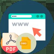 Конвертеры ПДФ в ДВГ онлайн
