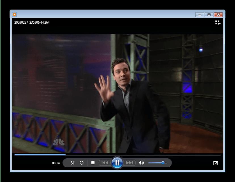 Проигрывание M2TS-ролика в Windows Media Player