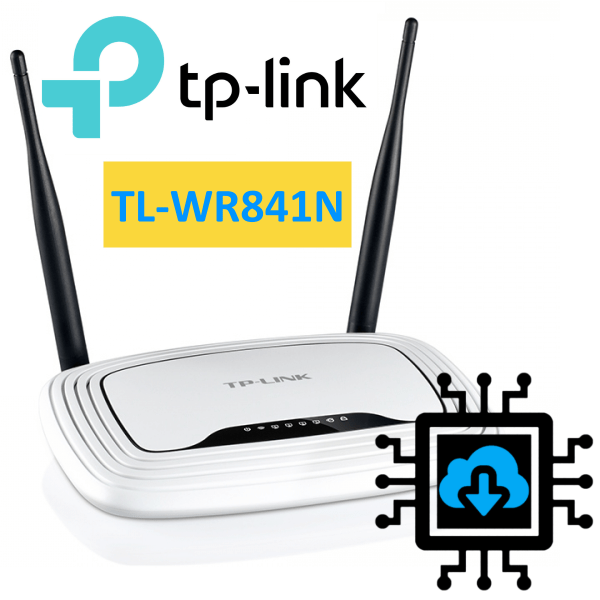 Прошивка роутера TP-Link TL-WR841N