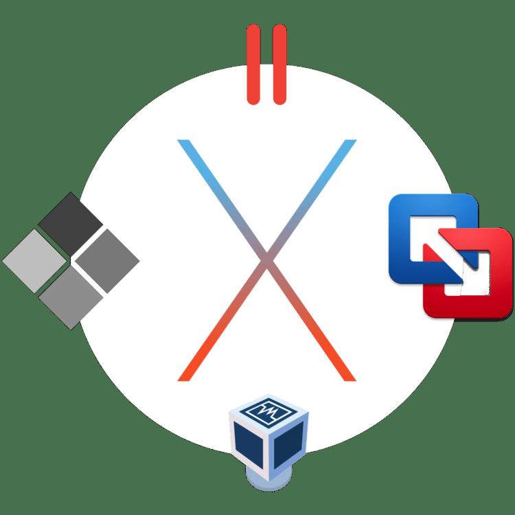 Виртуальные машины для mac OS