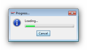 Загрузка MPP-файла в ProjectLibre