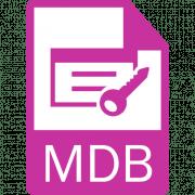 чем открыть формат mdb