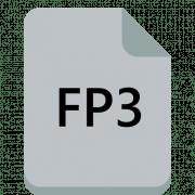 чем открыть fp3