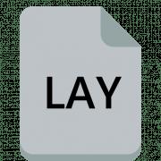 чем открыть lay файл