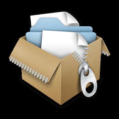 Архиватор BetterZip для mac OS