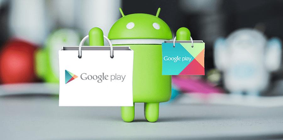Google Play Маркет заморозка приложения средствами Андроид