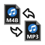 Как конвертировать M4B в MP3