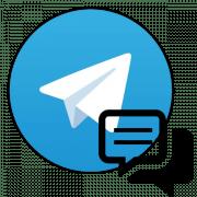 Как создать чат в Телеграме