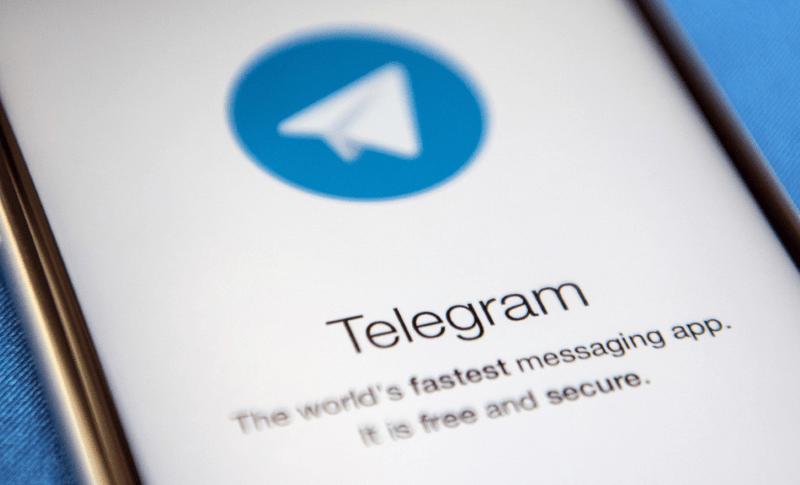Как создать простой и секретный чат в Telegram для Android