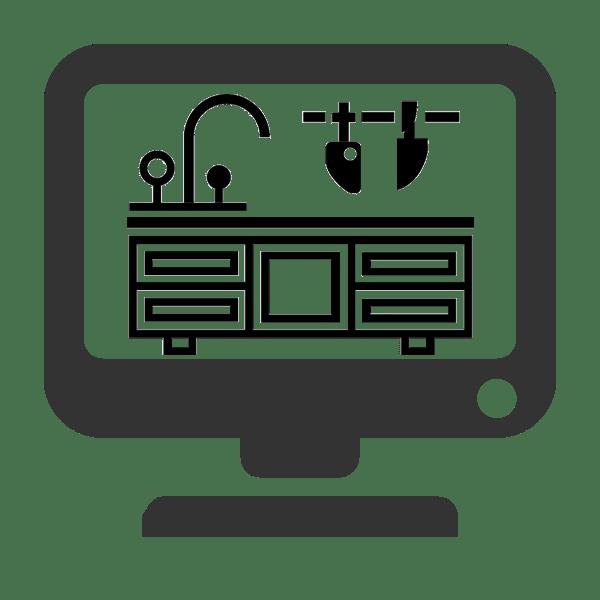 Как спроектировать кухню на компьютере