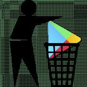 Как удалить Плей Маркет с Андроида