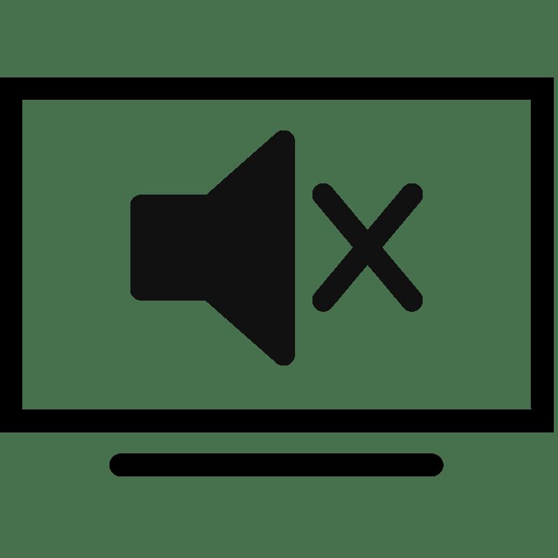 Не работает звук на телевизоре через HDMI