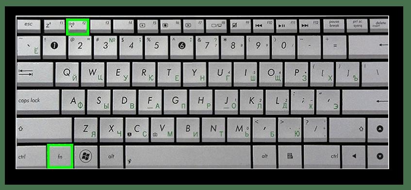 Включение Bluetooth-модуля с помощью компьютера
