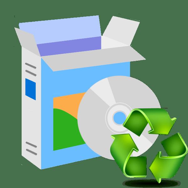 Восстанавливаем удаленные программы на компьютере