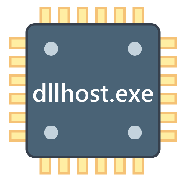 dllhost.exe (Com surrogate) грузит процессор