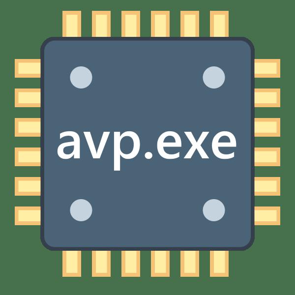 процесс avp.exe грузит процессор
