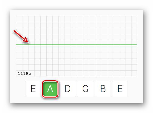 Частотная шкала в веб-приложении для настройки гитары Vocalremover