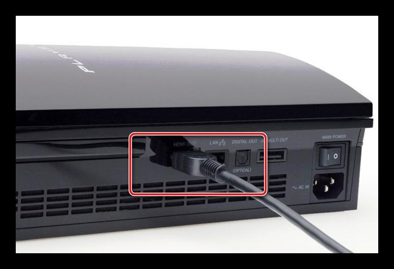 HDMI-разъем на PS4