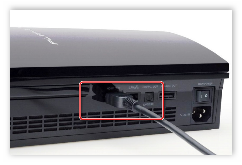 Подключение PS4 к ноутбуку через HDMI
