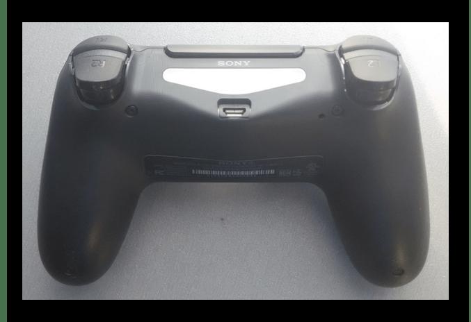 Индикатор на джойстике DualShock 4