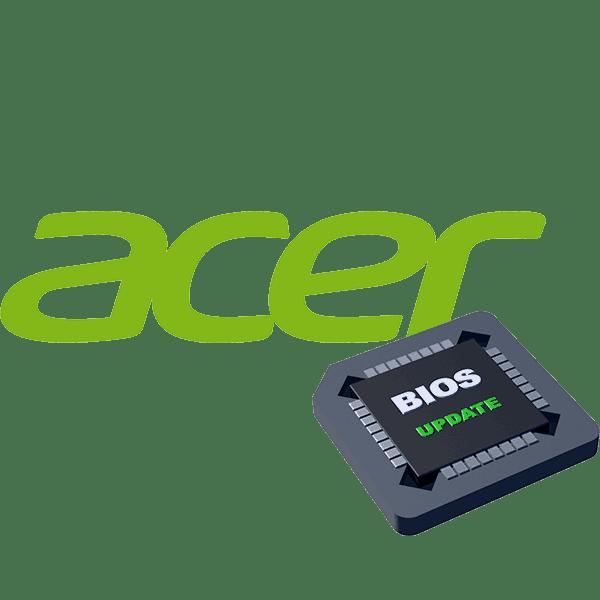 Как обновить БИОС на ноутбуке Acer