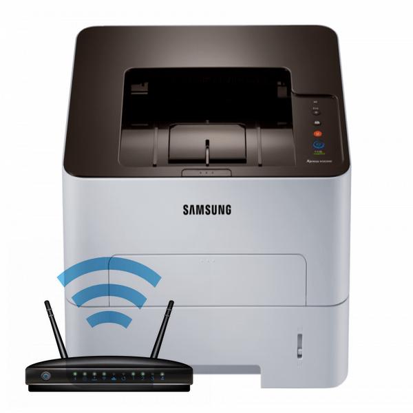Как подключить принтер к Вай-Фай роутеру