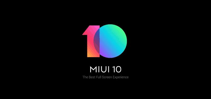 MIUI 10 Global Developer для Xiaomi Redmi Note 3 Pro