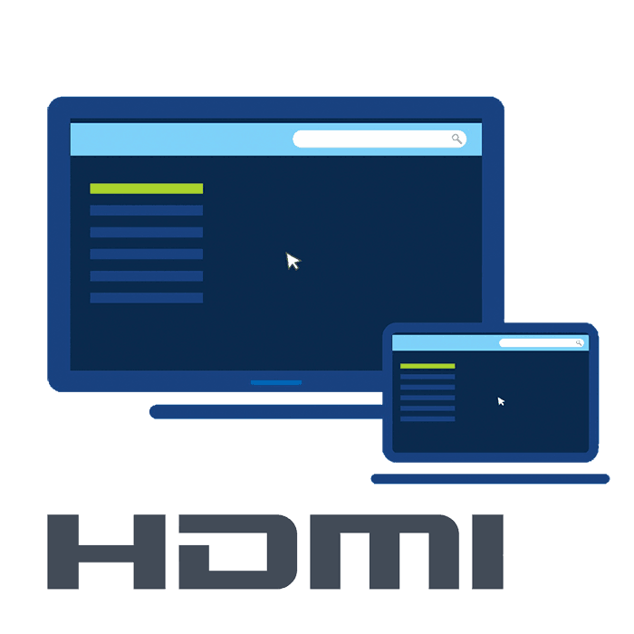 Не подключается ноутбук к телевизору через HDMI