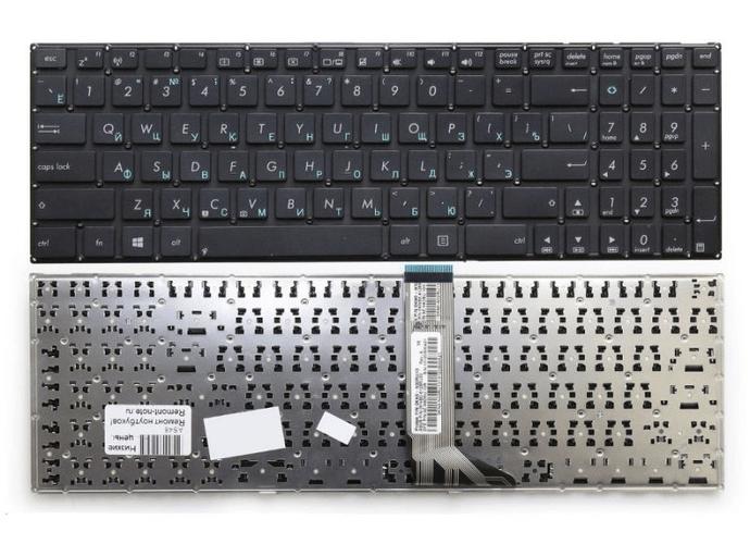 Разобранная клавиатура от ноутбука ASUS