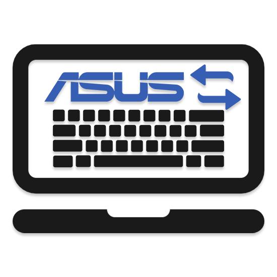 Замена клавиатуры на ноутбуке ASUS