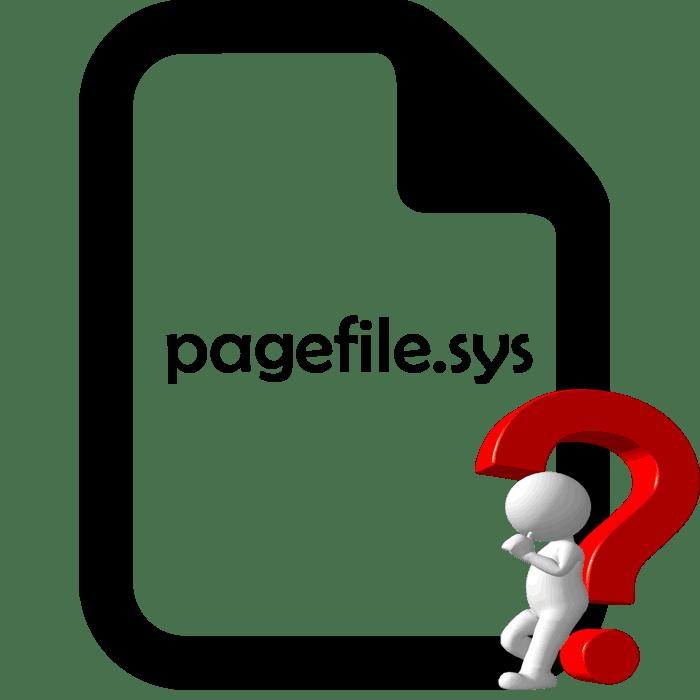 Как определить размер файла подкачки