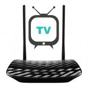 Как подключить роутер к телевизору