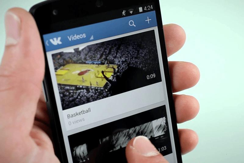 Как скачать видео из ВКонтакте в смартфон на Android