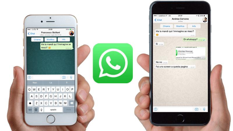 Как удалить переписку в WhatsApp на iPhone