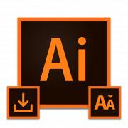 Как установить шрифт в Иллюстратор