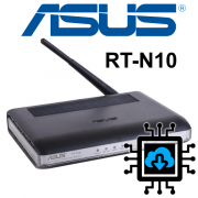 Прошивка роутера ASUS RT-N10