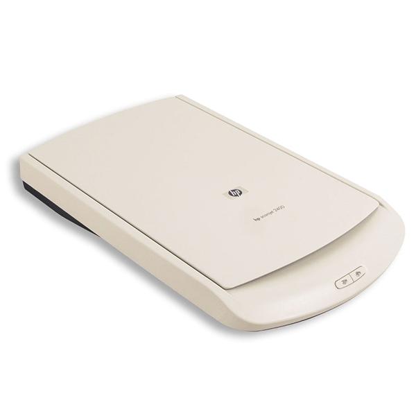 Скачать драйвера для сканера HP Scanjet 2400