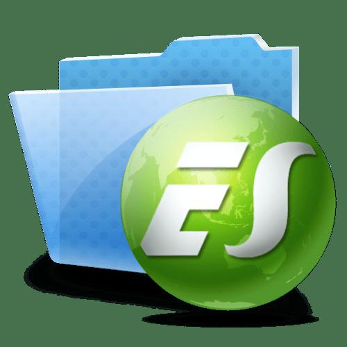 Удаление KingRoot из Android-девайса c помощью рут-проводника ES File Explorer