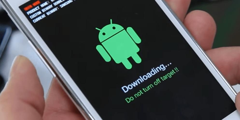 Удаление KingRoot из Android-девайса путем перепрошивки на официальную сборку ОС